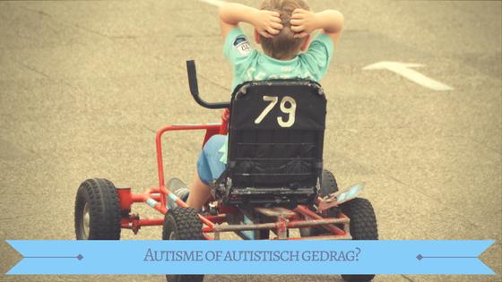 Autistisch gedrag pleegkind