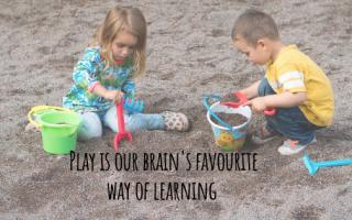 Als samen spelen moeilijk is